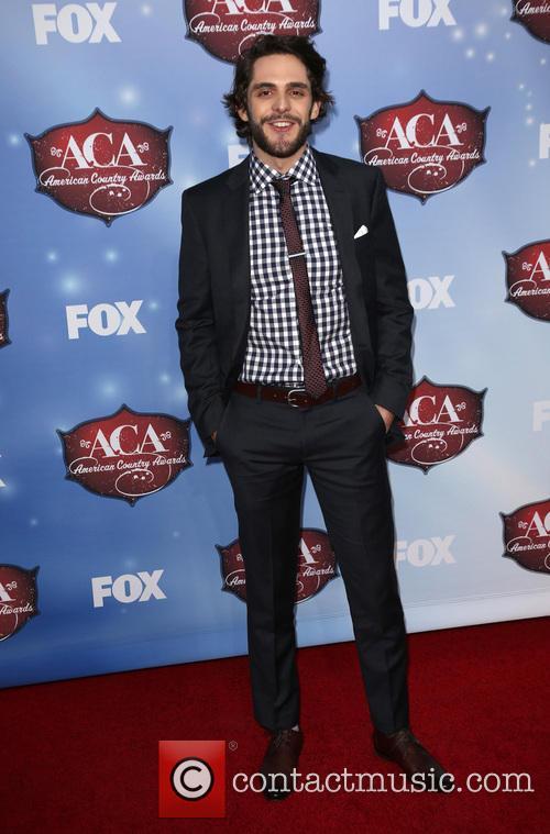 Thomas Rhett, Mandalay Bay Resort and Casino, American Country Awards
