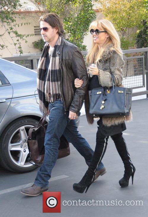Rachel Zoe and husband Rodger Berman Shopping