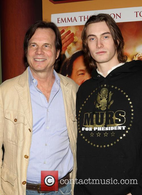 Bill Paxton and James Paxton 2
