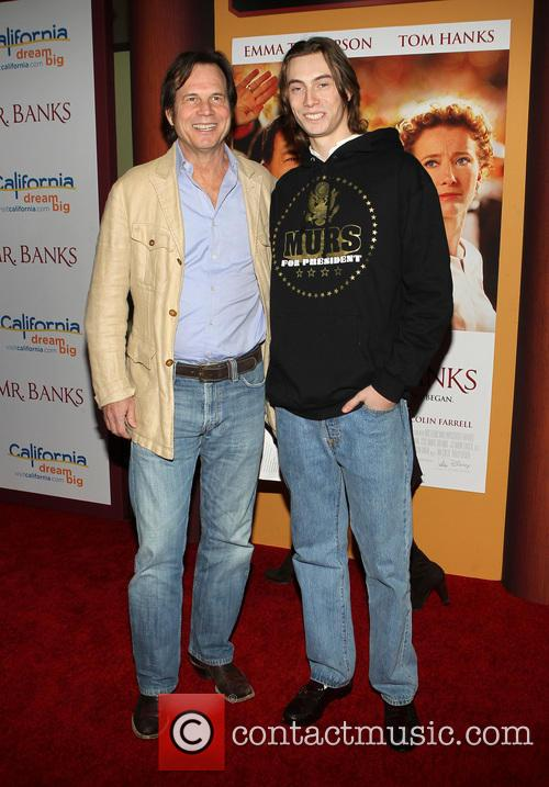 Bill Paxton and James Paxton 3