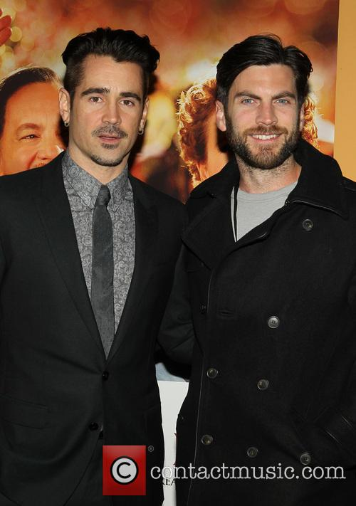 Colin Farrell and Wes Bentley 6