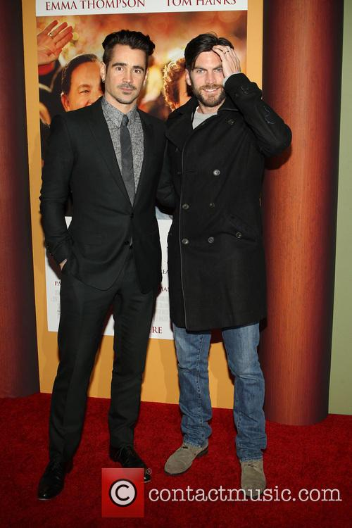 Colin Farrell and Wes Bentley