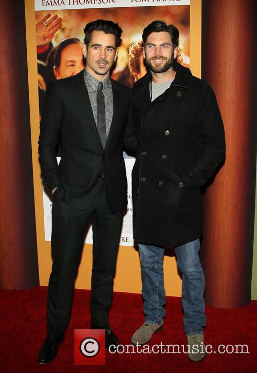 Colin Farrell and Wes Bentley 7