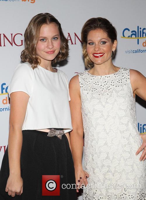 Candace Cameron and Natasha Valerievna Bure 9