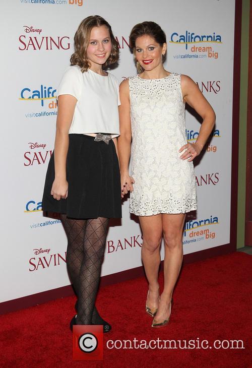Candace Cameron and Natasha Valerievna Bure 11