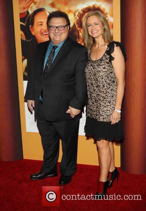 Wayne Knight and Clare De Chenu 1