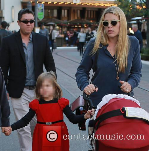 Busy Philipps At The Grove