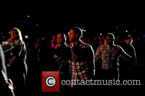 Jls, Marvin Humes, Aston Merrygold, Oritsé Williams and Jb Gill 2