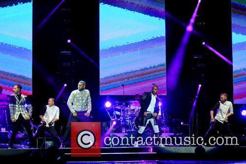 Jls, Marvin Humes, Aston Merrygold, Oritsé Williams and Jb Gill 5