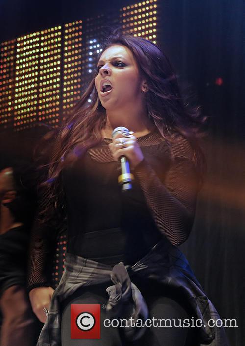 jesy nelson little mix in concert 3994828