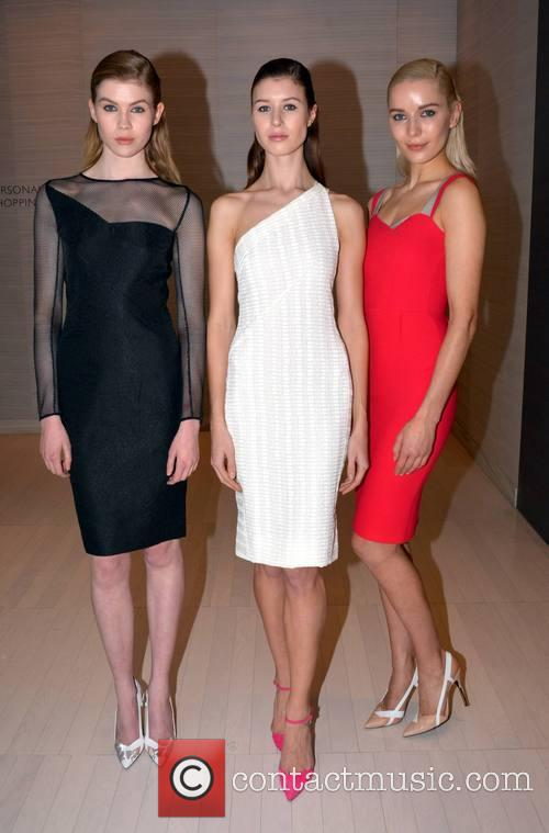 Roland Mouret, Eve Connolly, Joanne Northey, Teodora Sutra