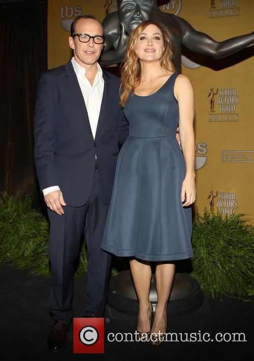 Clark Gregg and Sasha Alexander 23