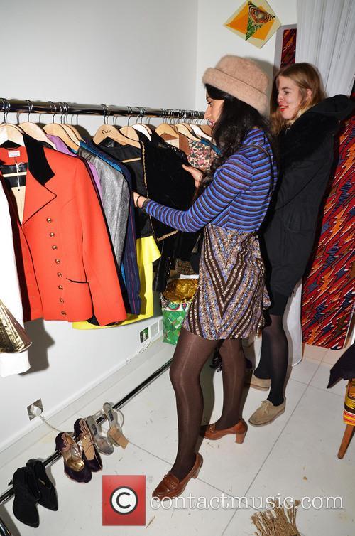 Shingai Shoniwa Sells Her Clothes
