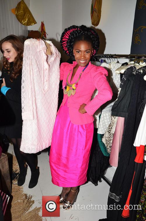 Shingai Shoniwa Sells Her Clothes