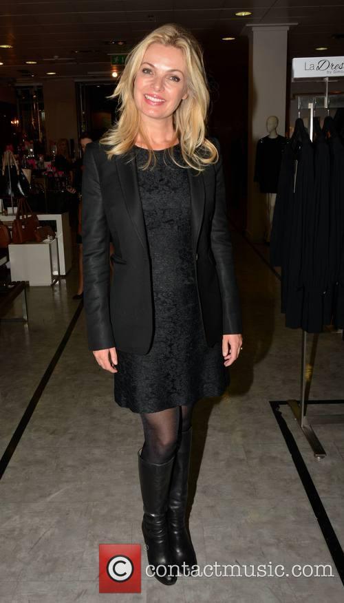 Simone Van Trojen at BT2 store