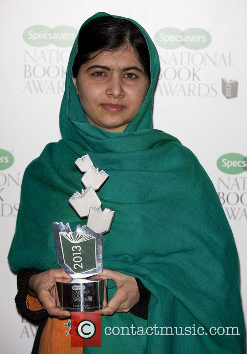 malala yousafzai the specsavers national book awards 3993927