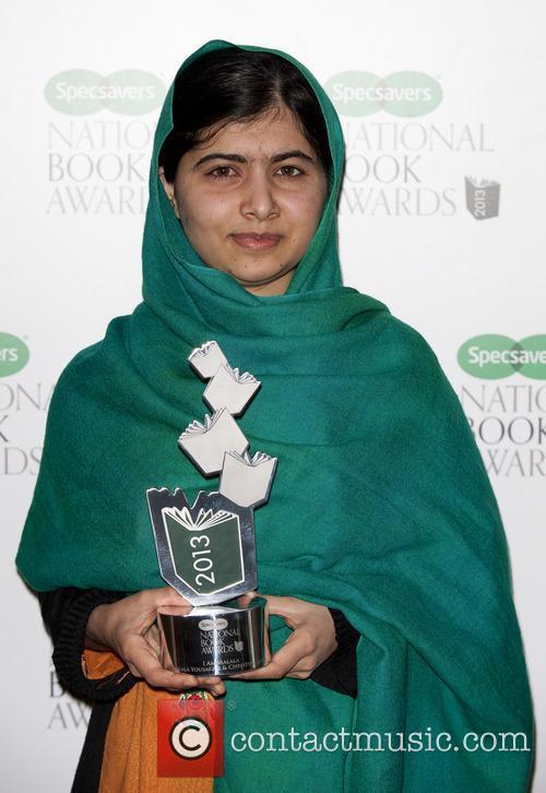 Malala Yousafzai, Mandarin Oriental Hotel