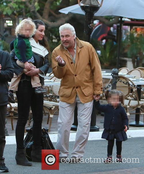 William L Petersen and Gina Cirone 2