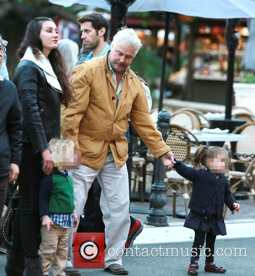 William L Petersen and Gina Cirone 5