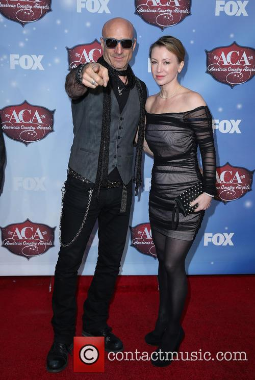 Kenny Aronoff and Liz Aronoff 1