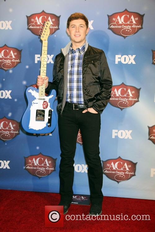 scotty mccreery 2013 american country awards press 3993567