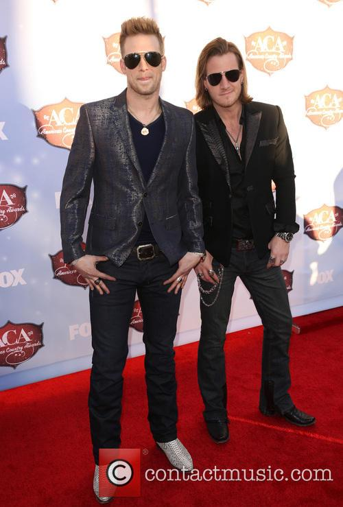 Brian Kelley and Tyler Hubbard 2