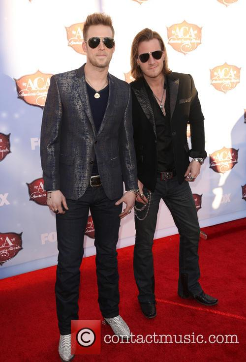 Brian Kelley and Tyler Hubbard 1