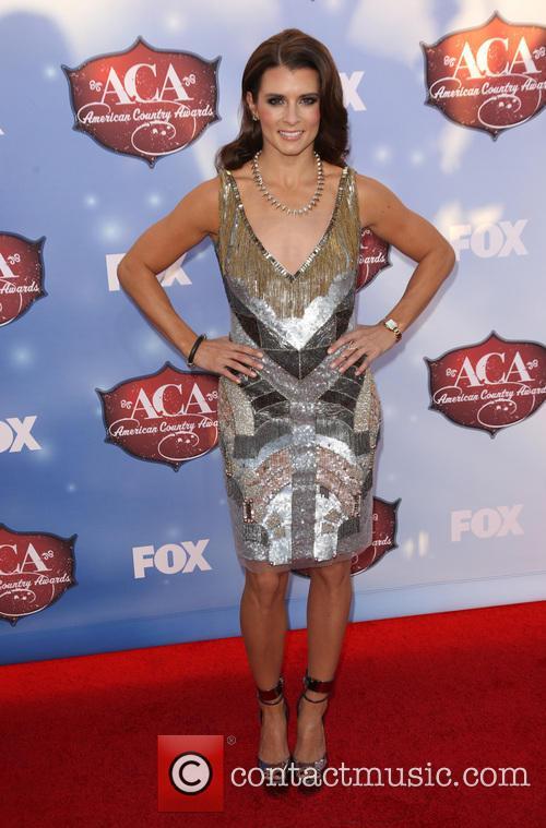 Danica Patrick, Mandalay Bay Resort and Casino, American Country Awards
