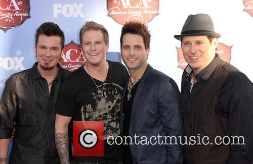 Josh McSwain, Barry Knox, Matt Thomas and and Scott Thomas of Parmalee 2