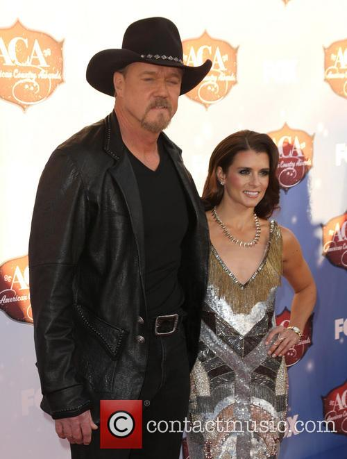 Trace Adkins, Danica Patrick, Mandalay Bay Resort and Casino, American Country Awards