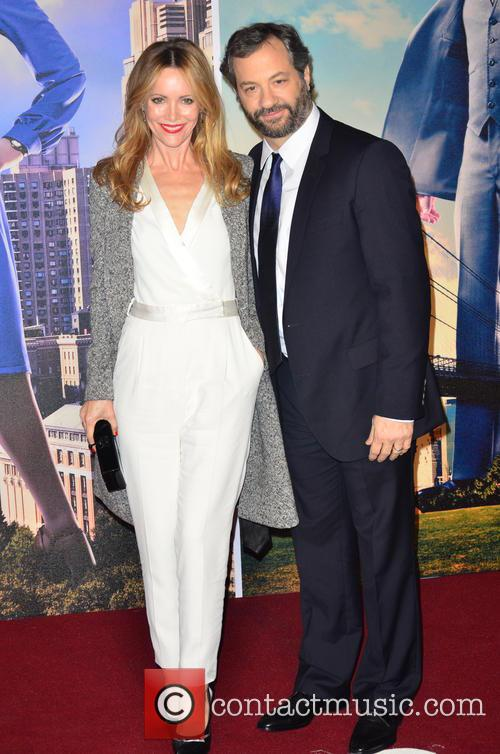 Leslie Mann and Judd Apatow 9