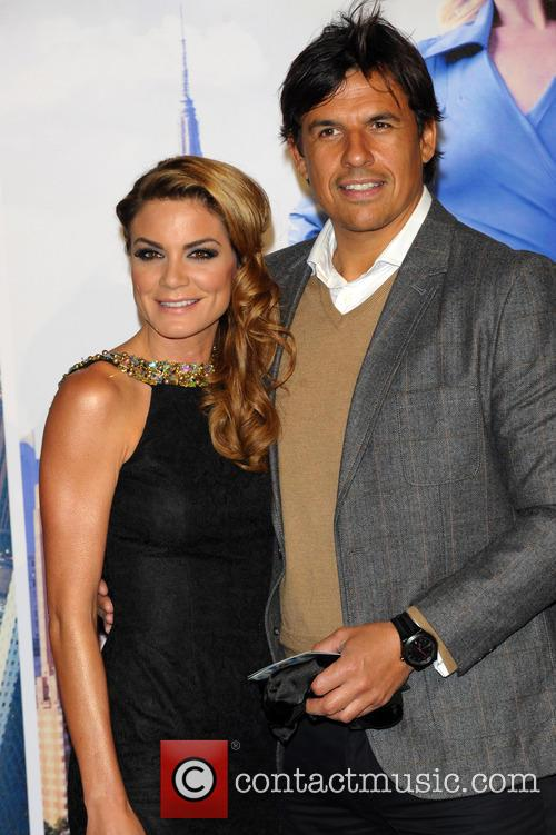 Charlotte Jackson and Chris Coleman 7