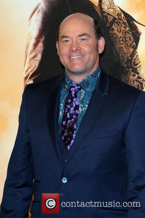 david koechner uk premiere of anchorman 2 3994566