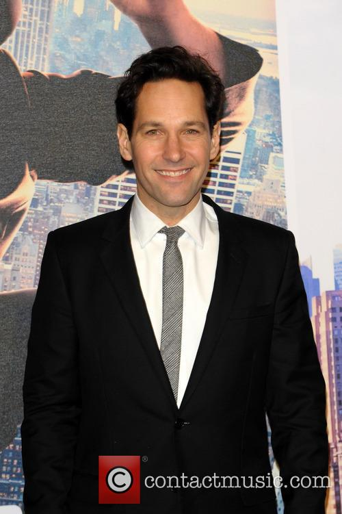 Paul Rudd, Anchorman 2 Premiere