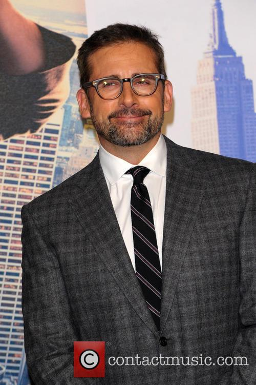 steve carell uk premiere of anchorman 2 3994567