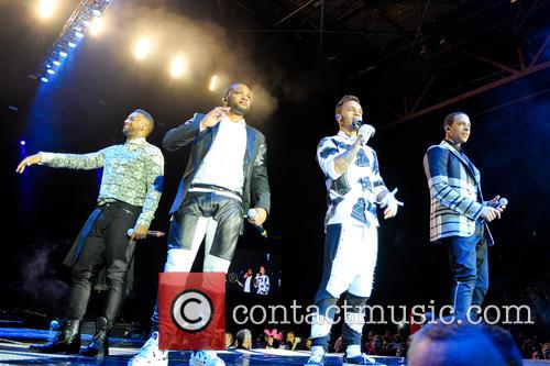Marvin Humes, Aston Merrygold, Oritsé Williams, Jb Gill and Jls 8