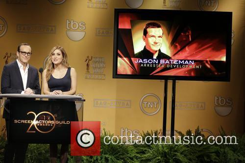 Clark Gregg, Sasha Alexander, Pacific Design Center, Screen Actors Guild