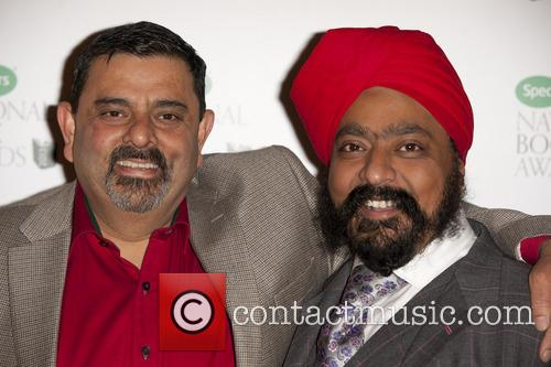 Cyrus Todiwala and Tony Singh 2