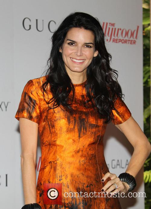 Angie Harmon, Beverly Hills Hotel