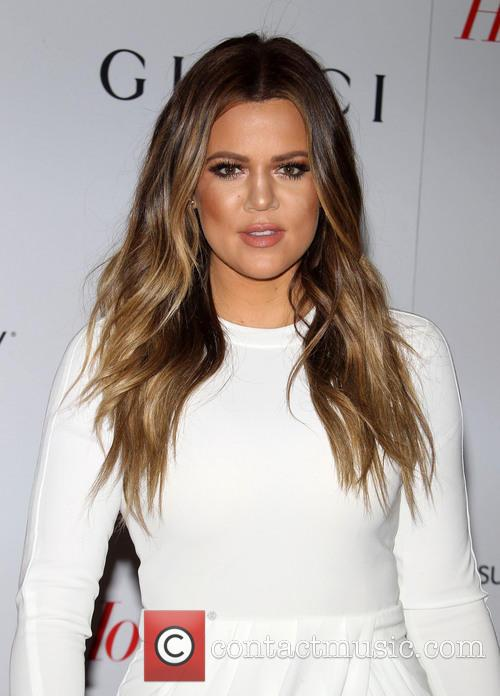 Khloe Kardashian, Women in Entertainment Luncheon