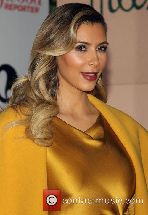 Kim Kardashian, Beverly Hills Hotel