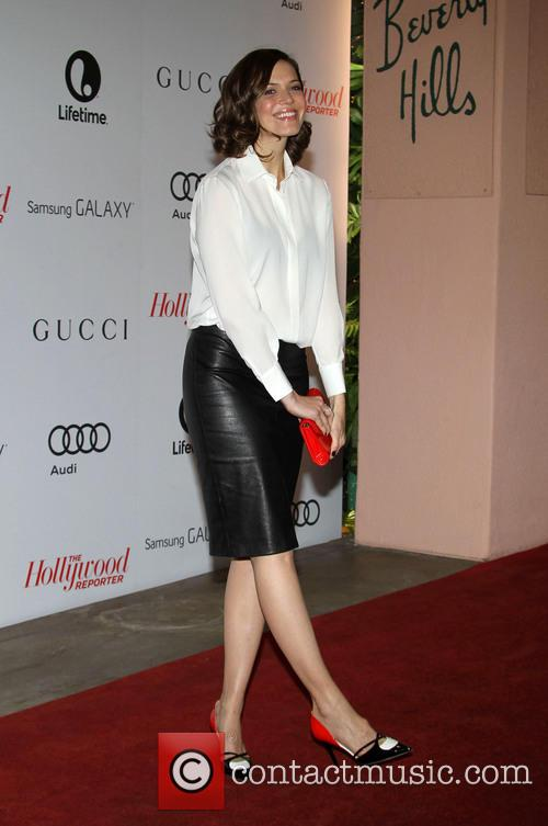 Mandy Moore, Beverly Hills Hotel