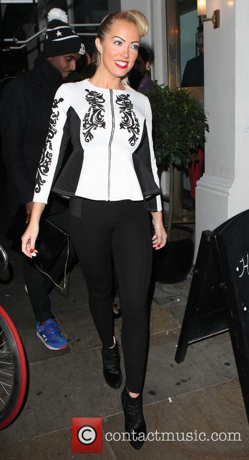 Celebrities arriving the Sanctum Hotel