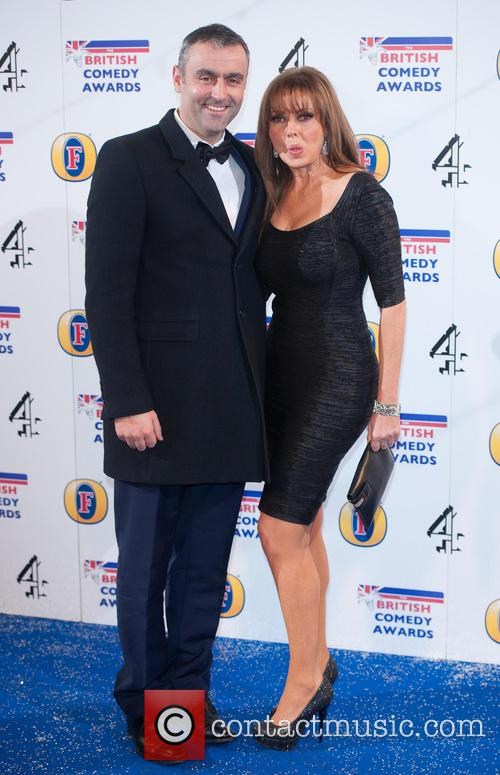Carol Vorderman and Guest 2