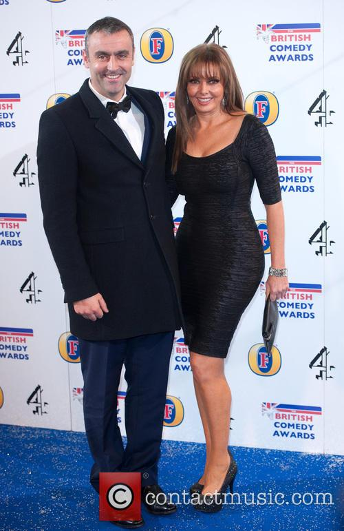 Carol Vorderman and Guest 7