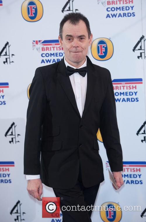kevin eldon the british comedy awards 3996033