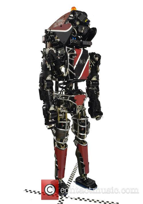 NASA Valkryie Heads The DARPA Robotic Challenge