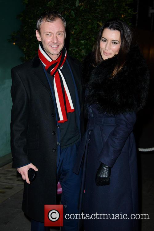 John Simm and Kate Magowan