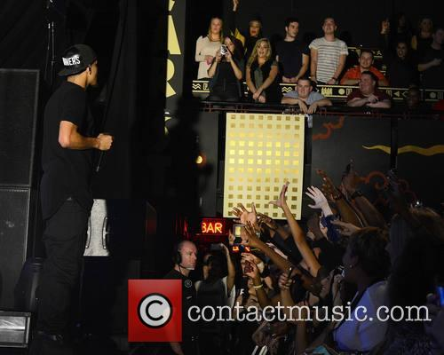 J. Cole performs at Vicar Street