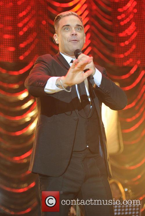 Robbie Williams 25